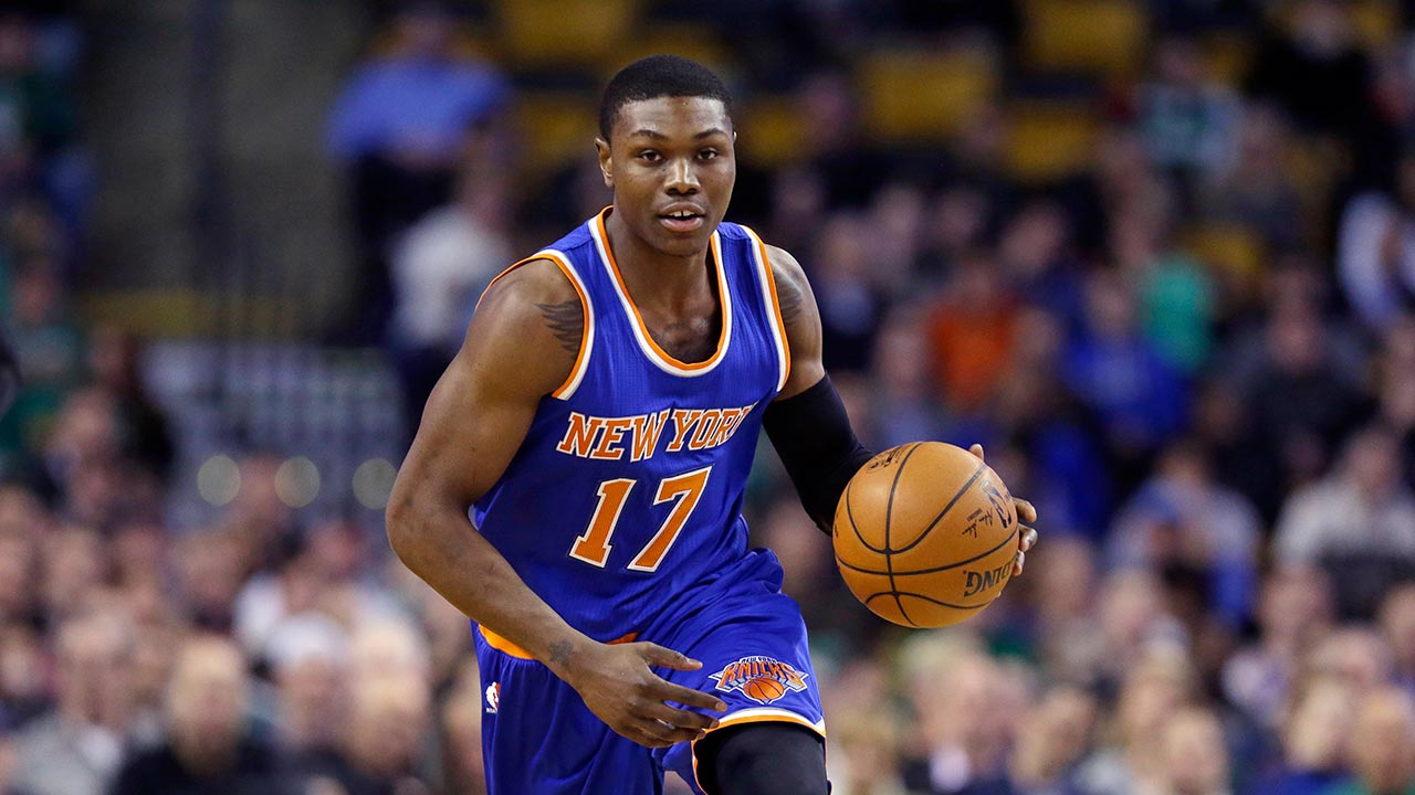 Knicks player Cleanthony Early shot in leg outside club