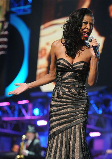 """<div class=""""meta image-caption""""><div class=""""origin-logo origin-image none""""><span>none</span></div><span class=""""caption-text"""">Natalie Cole performs on Centric's 3rd Annual Soul Train Awards in Atlanta in 2011 (Photo by Frank Micelotta/Invsion/AP) (Photo/Frank Micelotta)</span></div>"""