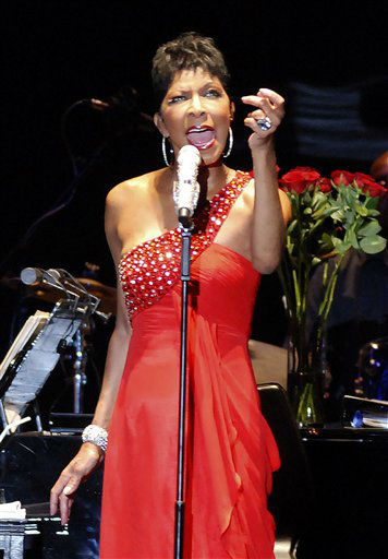 """<div class=""""meta image-caption""""><div class=""""origin-logo origin-image none""""><span>none</span></div><span class=""""caption-text"""">Natalie Cole performs during her concert """"2010 Live In Taipei"""", in 2010 in Taiwan. (AP Photo/Chiang Ying-ying) (AP Photo/ Chiang Ying-ying)</span></div>"""