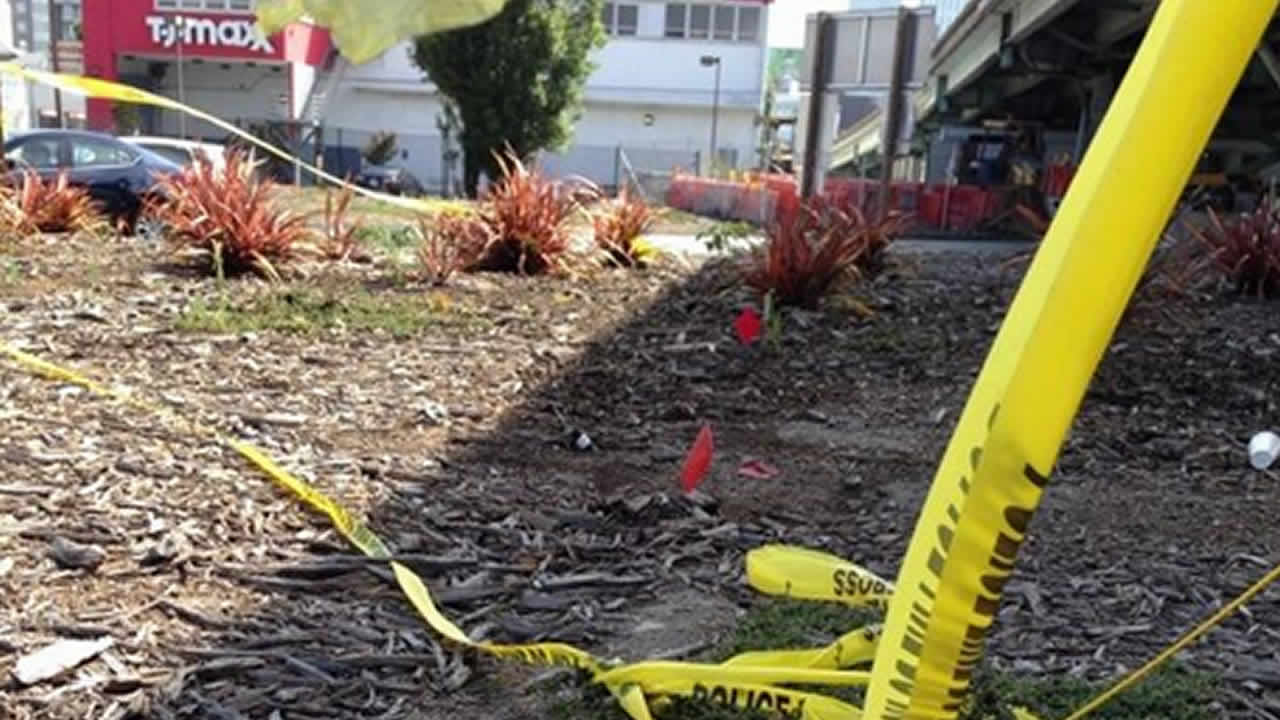 A man who was allegedly driving under the influence struck and killed a sleeping homeless man in San Francisco's South of Market neighborhood early Sunday morning