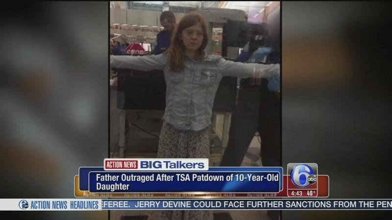 10-year-old girl gets TSA pat down over a Capri Sun [video