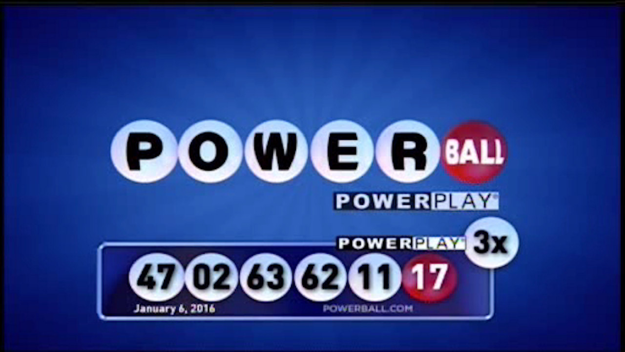 4 Numbers No Powerball