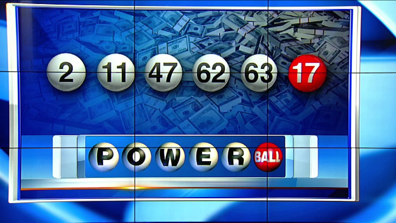 Powerball Lotterie