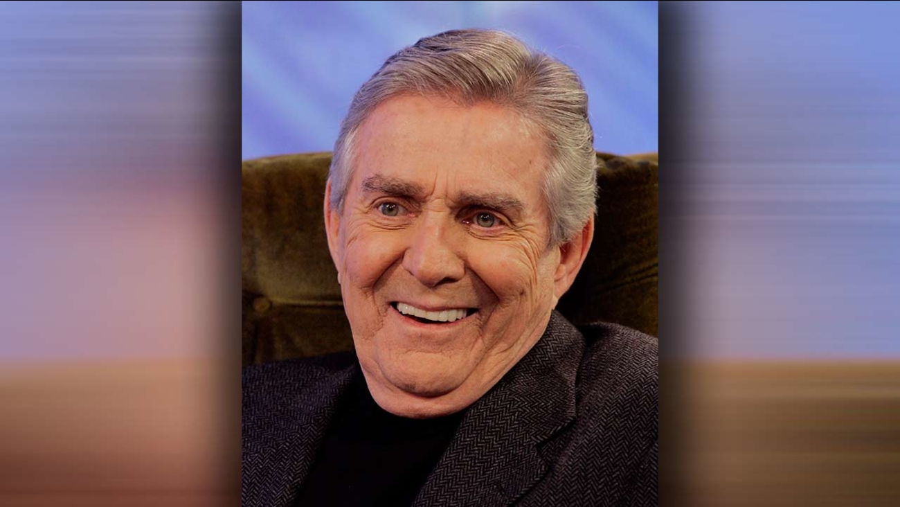 "Pat Harrington, of the 1970's sitcom ""One Day at a Time, "" appears on the the NBC ""Today"" television program in New York, when the cast was reunited Tuesday Feb. 26, 2008."