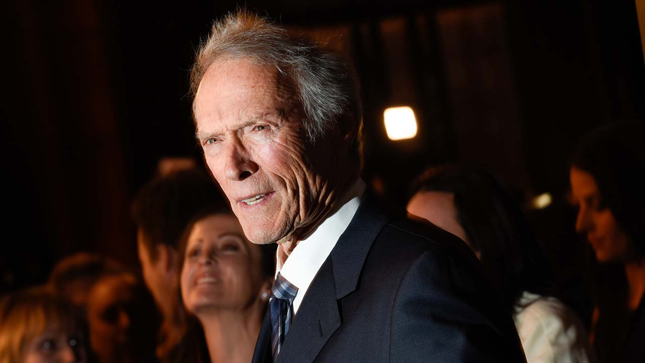 Clint Eastwood attends the National Board of Review awards gala at Cipriani 42nd Street on Tuesday, Jan. 6, 2015, in New York.