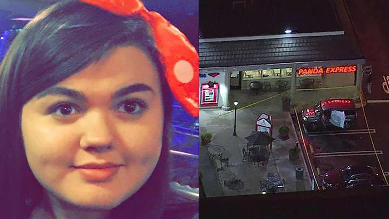 Kristine Carman, 17, was fatally shot in the parking lot of the Villa Marina Marketplace Mall near Maxella and Glencoe avenues in Marina del Rey Wednesday, Jan. 6, 2016.