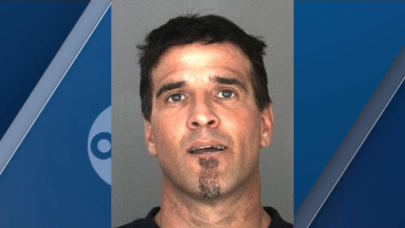 Larry Lopez, 46, is seen in an undated file image from the Chino Police Department.