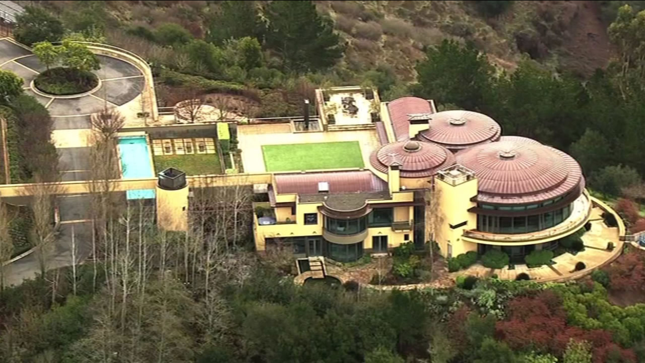 A home in Oakland, Calif. on January 8, 2015 sold for $20.5 million.