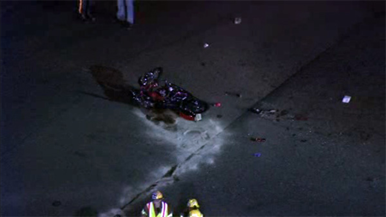 Motorcyclist injured in Monroe Twp. crash