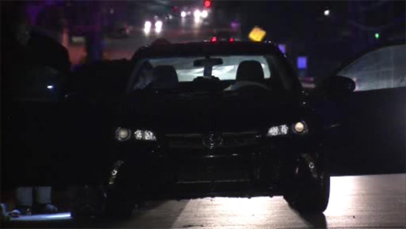 Man found shot in car in Chester