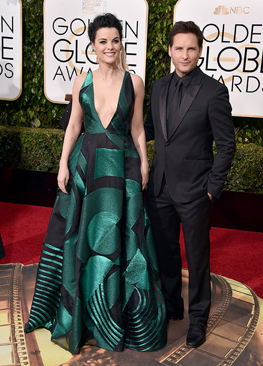 "<div class=""meta image-caption""><div class=""origin-logo origin-image none""><span>none</span></div><span class=""caption-text"">Jaimie Alexander, left, and Peter Facinelli arrive at the 73rd annual Golden Globe Awards on Sunday, Jan. 10, 2016, at the Beverly Hilton Hotel in Beverly Hills, Calif. (Jordan Strauss/Invision/AP)</span></div>"