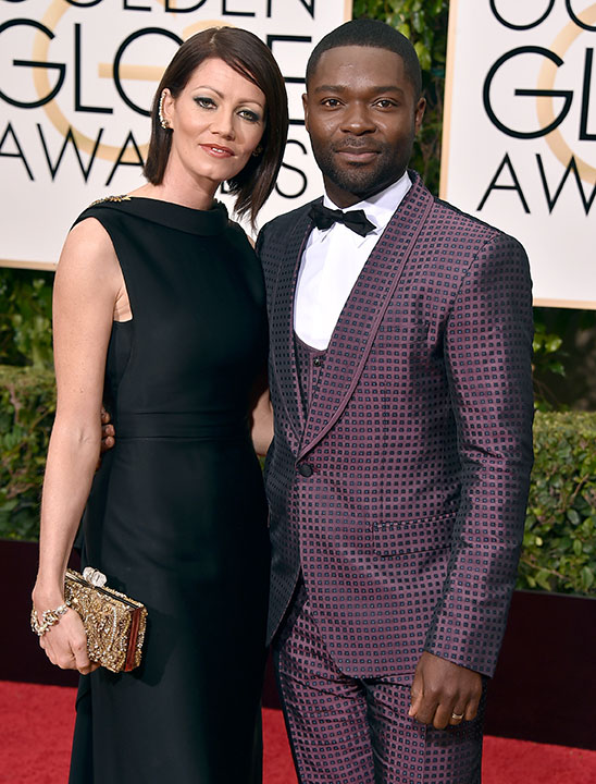 "<div class=""meta image-caption""><div class=""origin-logo origin-image none""><span>none</span></div><span class=""caption-text"">David Oyelowo, right, and Jessica Oyelow arrive at the 73rd annual Golden Globe Awards on Sunday, Jan. 10, 2016, at the Beverly Hilton Hotel in Beverly Hills, Calif. (Jordan Strauss/Invision/AP)</span></div>"