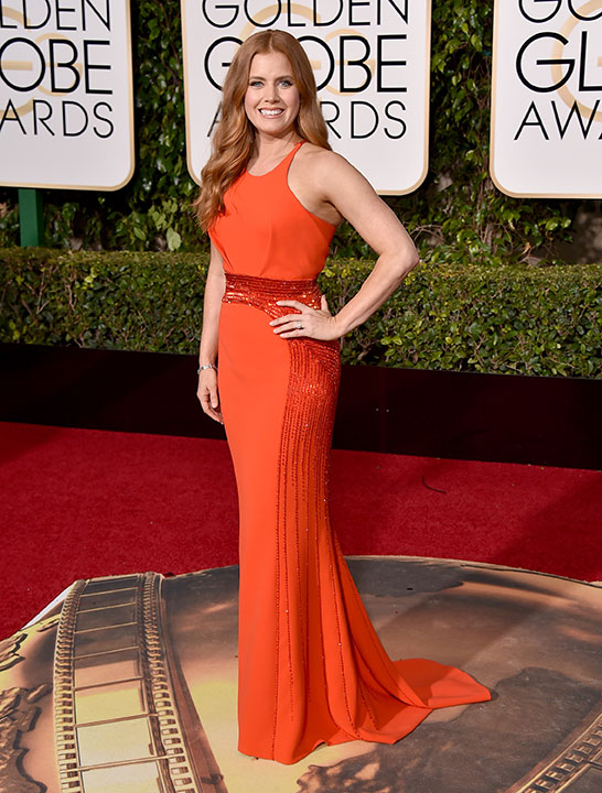"<div class=""meta image-caption""><div class=""origin-logo origin-image none""><span>none</span></div><span class=""caption-text"">Amy Adams arrives at the 73rd annual Golden Globe Awards on Sunday, Jan. 10, 2016, at the Beverly Hilton Hotel in Beverly Hills, Calif. (Jordan Strauss/Invision/AP)</span></div>"