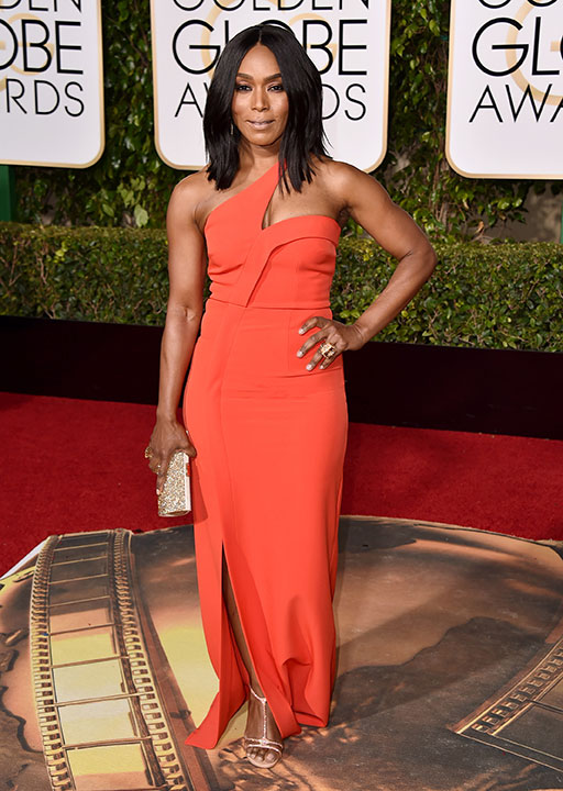"<div class=""meta image-caption""><div class=""origin-logo origin-image none""><span>none</span></div><span class=""caption-text"">Angela Bassett arrives at the 73rd annual Golden Globe Awards on Sunday, Jan. 10, 2016, at the Beverly Hilton Hotel in Beverly Hills, Calif. (Jordan Strauss/Invision/AP)</span></div>"