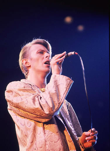 "<div class=""meta image-caption""><div class=""origin-logo origin-image none""><span>none</span></div><span class=""caption-text"">British rock singer, David Bowie,  shown performing at a New York concert in May 1978.  (AP Photo/Brian Killigrew) (AP Photo/ BRIAN KILLIGREW)</span></div>"