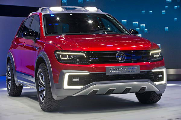 "<div class=""meta image-caption""><div class=""origin-logo origin-image none""><span>none</span></div><span class=""caption-text"">The Volkswagen Tiguan GTE Active Concept plug-in hybrid is displayed at the North American International Auto Show, Monday, Jan. 11, 2016, in Detroit. (AP Photo/Tony Ding)</span></div>"