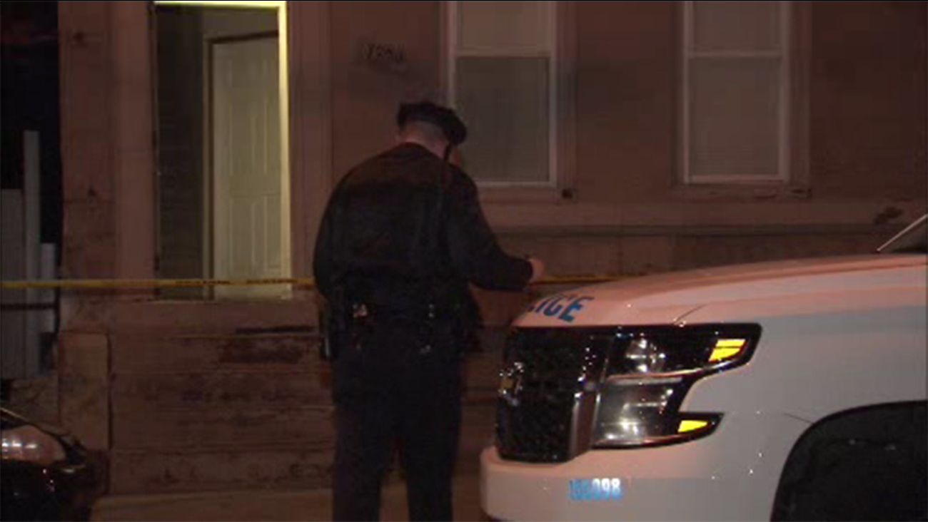 Man runs for help after being shot in North Philadelphia