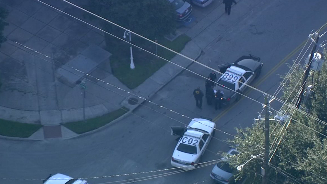Police chase ends in northeast Houston