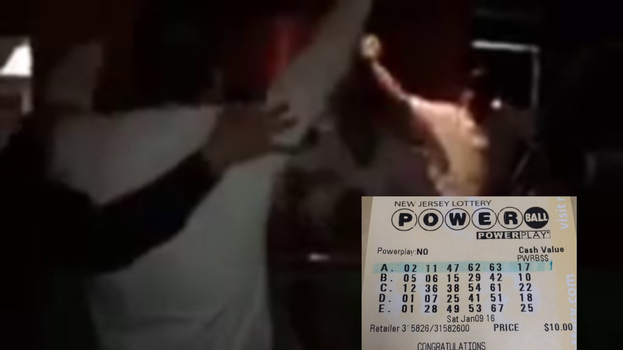 NJ workers ecstatic after thinking they won Powerball