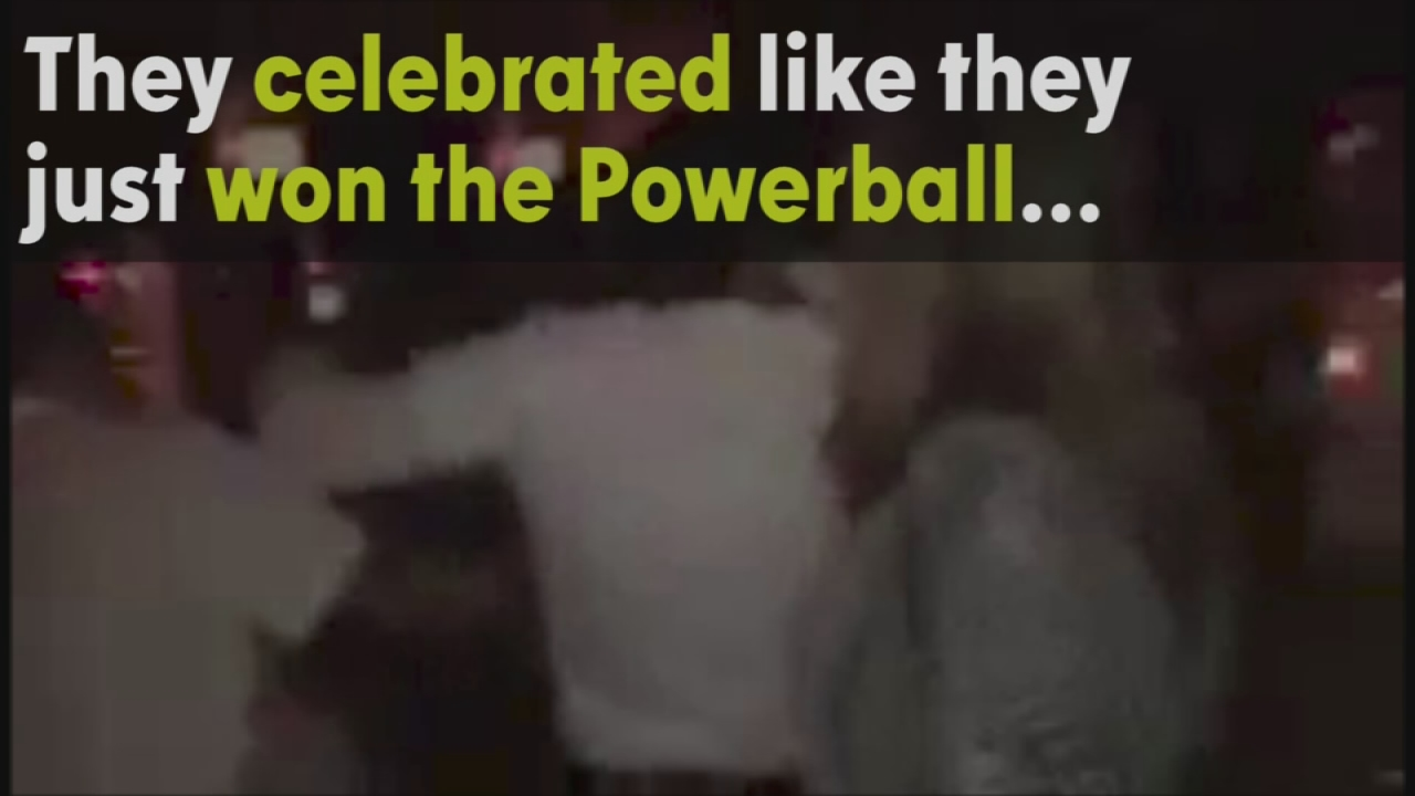 Video New Jersey Restaurant Workers Ecstatic After Thinking They