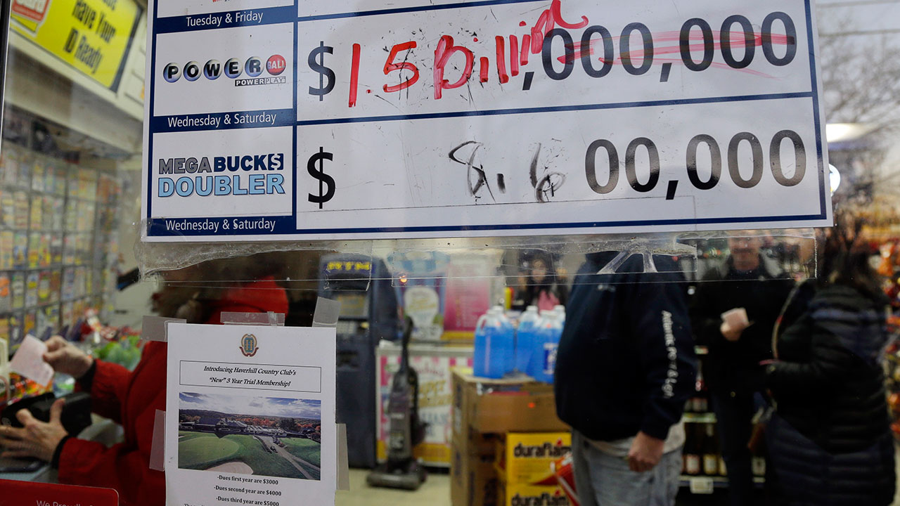 Biggest powerball prizes