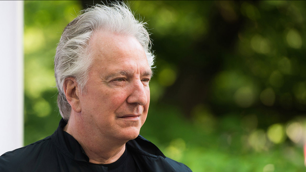 Celebrities react to Alan Rickman's death - ABC11 Raleigh ...
