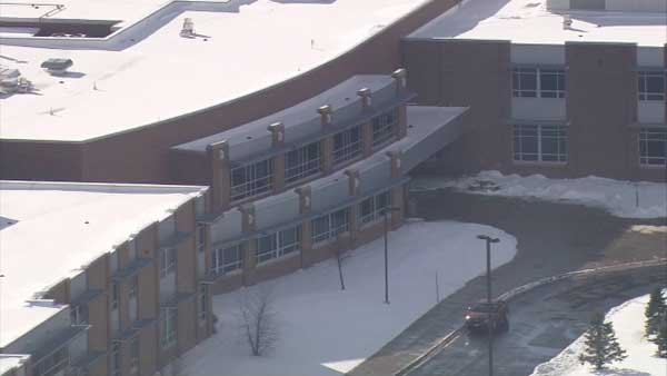 A middle school in west suburban Sugar Grove is on lockdown following a threat posted on social media.