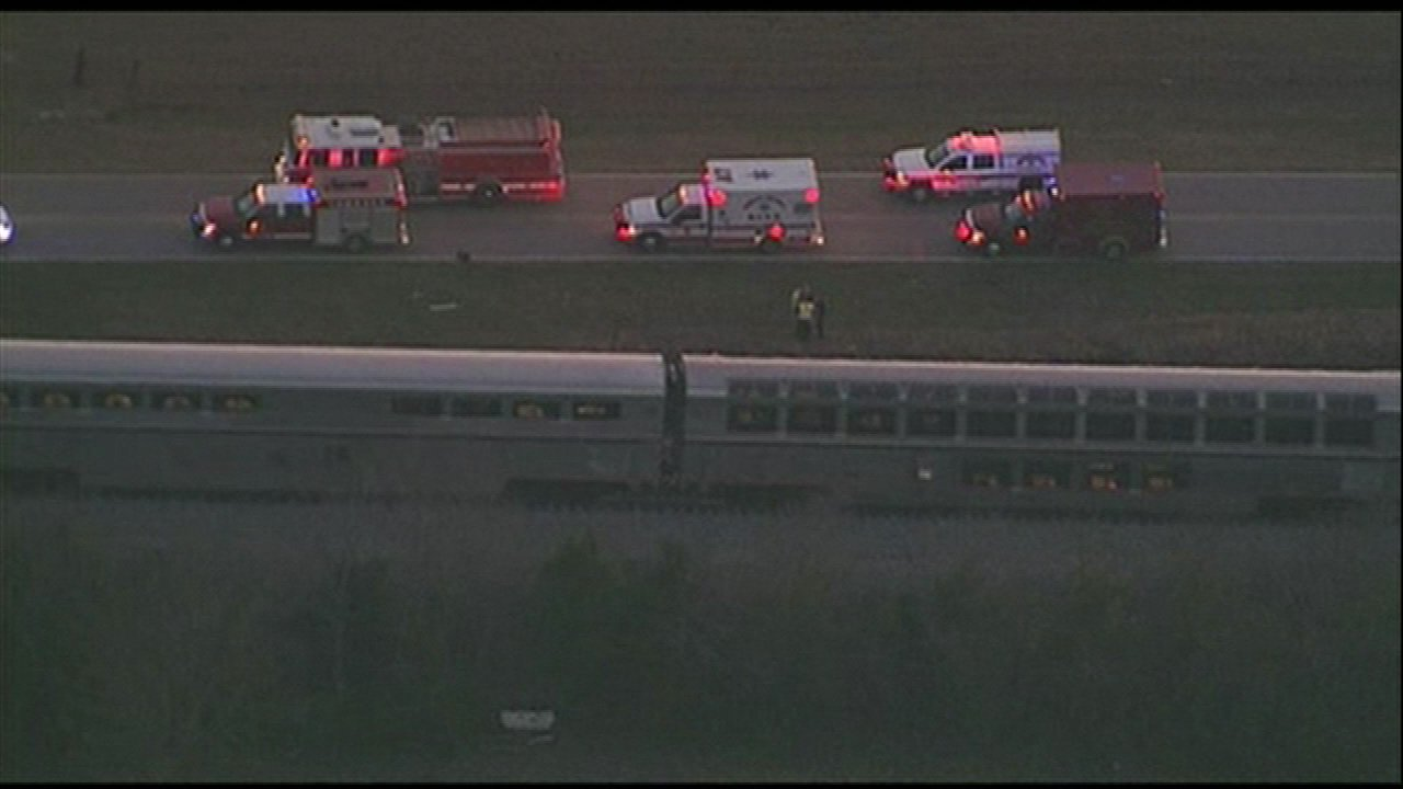 amtrak train crash texas