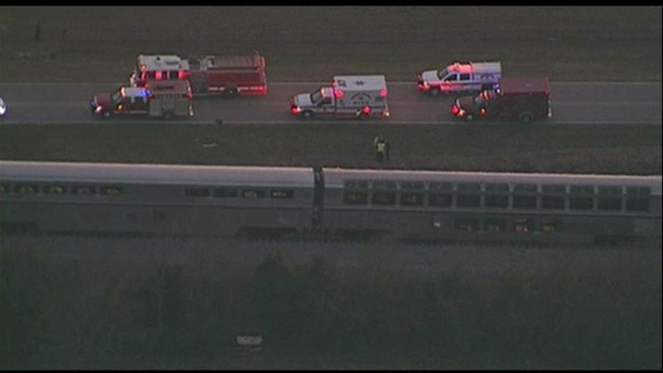 amtrak train crash texas