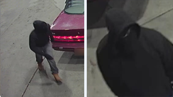 Police: Suspects sought in Camden gas station robbery