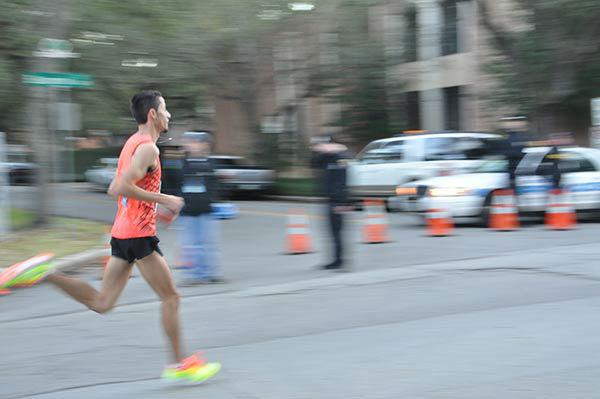 "<div class=""meta image-caption""><div class=""origin-logo origin-image none""><span>none</span></div><span class=""caption-text"">Runners along the course of the Chevron Houston Marathon and Aramco Houston Half-Marathon, Sunday, January 17, 2016. (KTRK Photo/ Gina Larson)</span></div>"