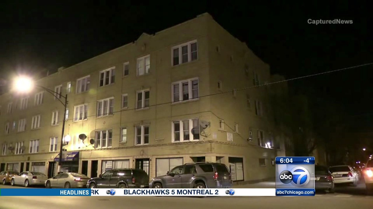Two people were found dead in an apartment on Chicago's Northwest Side.
