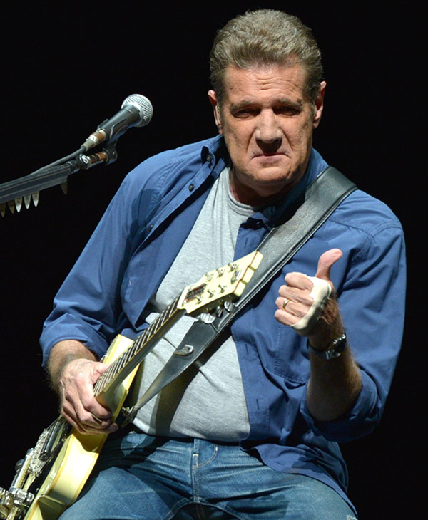 "<div class=""meta image-caption""><div class=""origin-logo origin-image none""><span>none</span></div><span class=""caption-text"">Glenn Frey, a founding member of the Eagles, died Jan. 18, 2016. He was 67 years old. (AP)</span></div>"