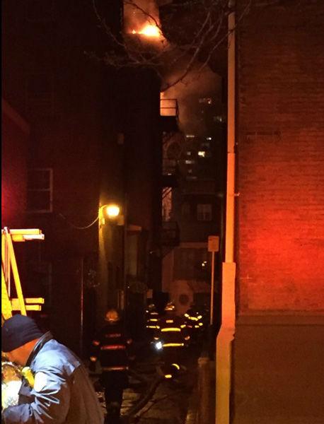 "<div class=""meta image-caption""><div class=""origin-logo origin-image none""><span>none</span></div><span class=""caption-text"">A multi-alarm fire broke out in Center City Philadelphia on Tuesday, January 19, 2016. (WPVI Photo/ Justin Watt/CAjbwatt/Twitter)</span></div>"