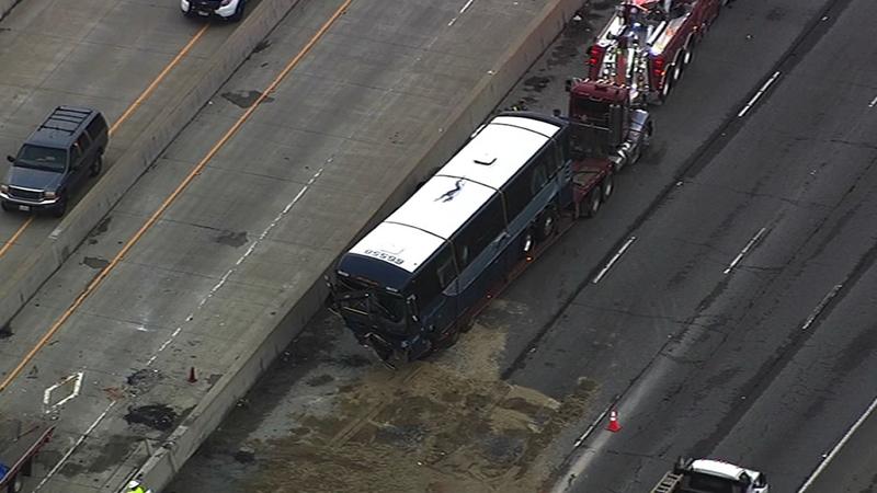 San Jose bus crash investigation could take months