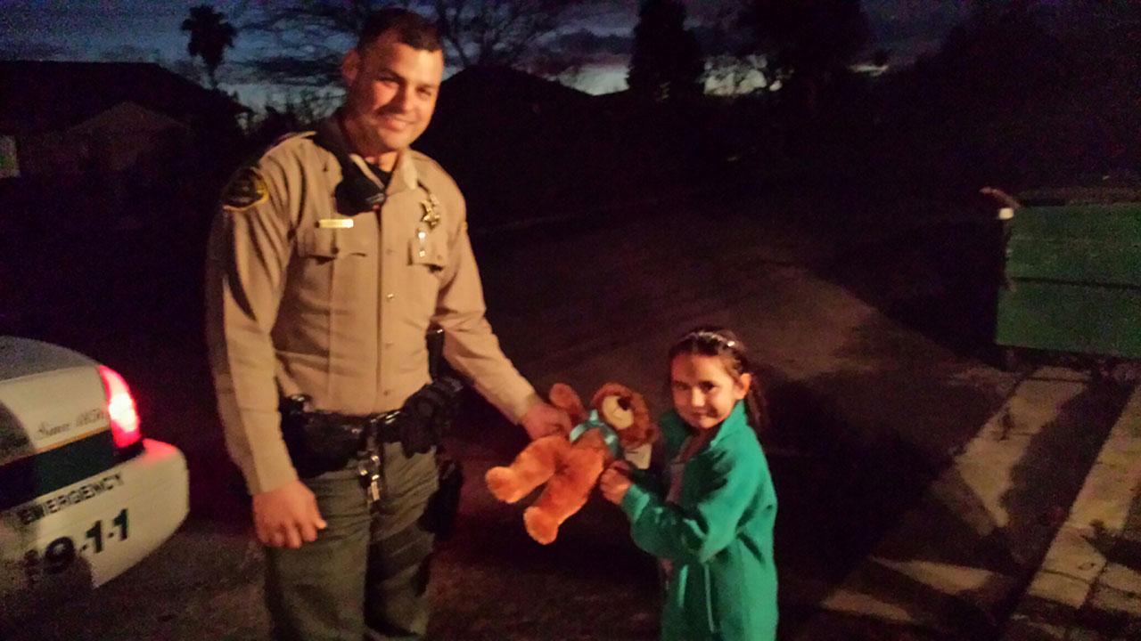 Deputy Josh O'Bar and Naomi
