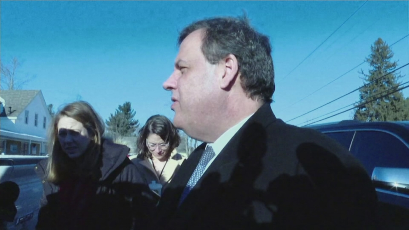 VIDEO: Chris Christie on storm: If I needed to go back I would