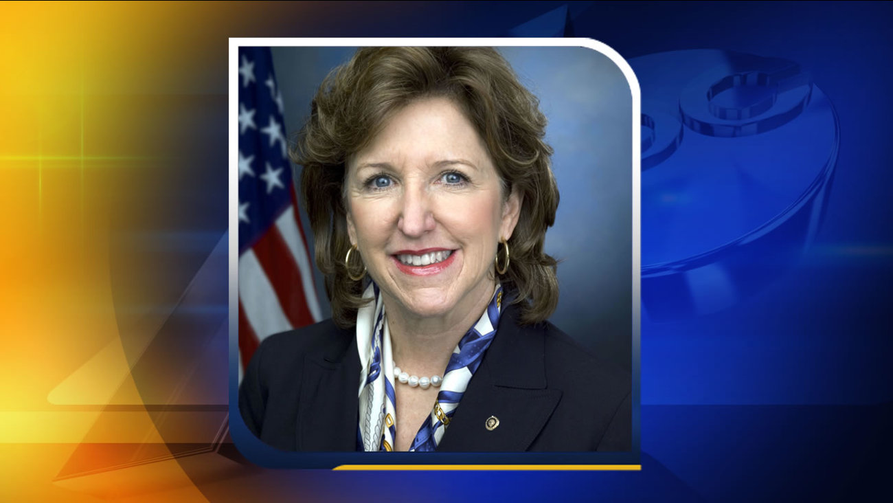 North Carolina Senator Kay Hagan