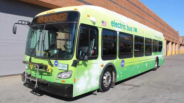 CTA to buy electric buses   abc7chicago com
