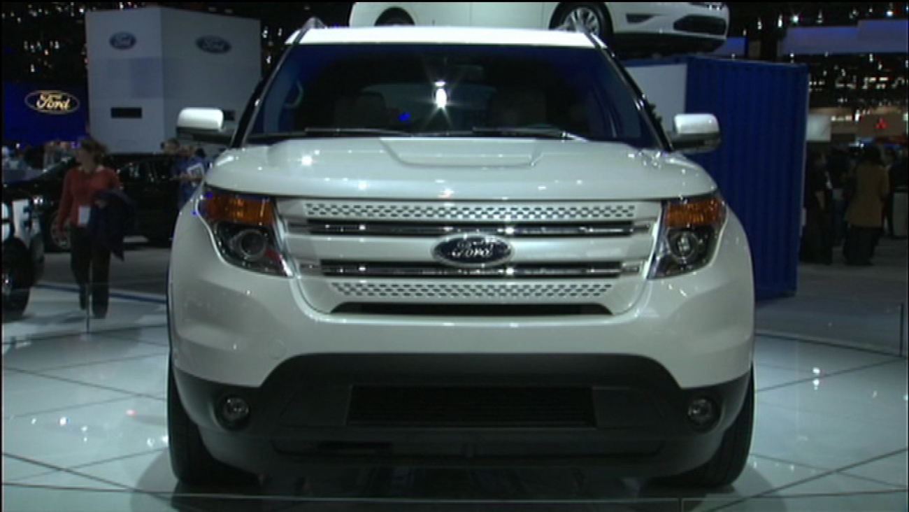 Ford models top list of most stolen suvs abc7chicago com