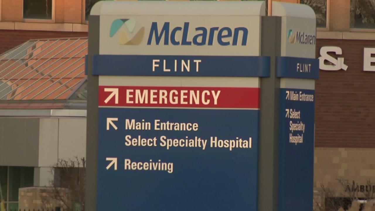 Legionnaires disease in Flint water