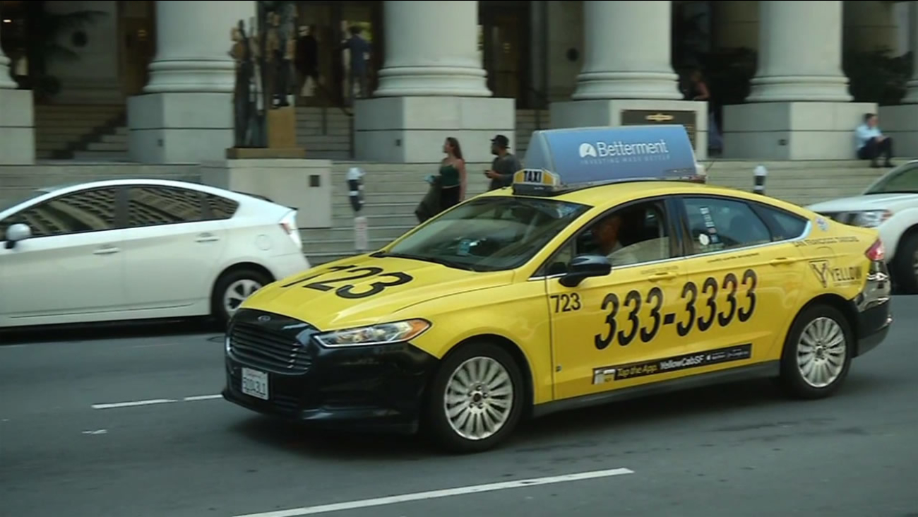 San Francisco's Yellow Cab Cooperative has filed for chapter 11