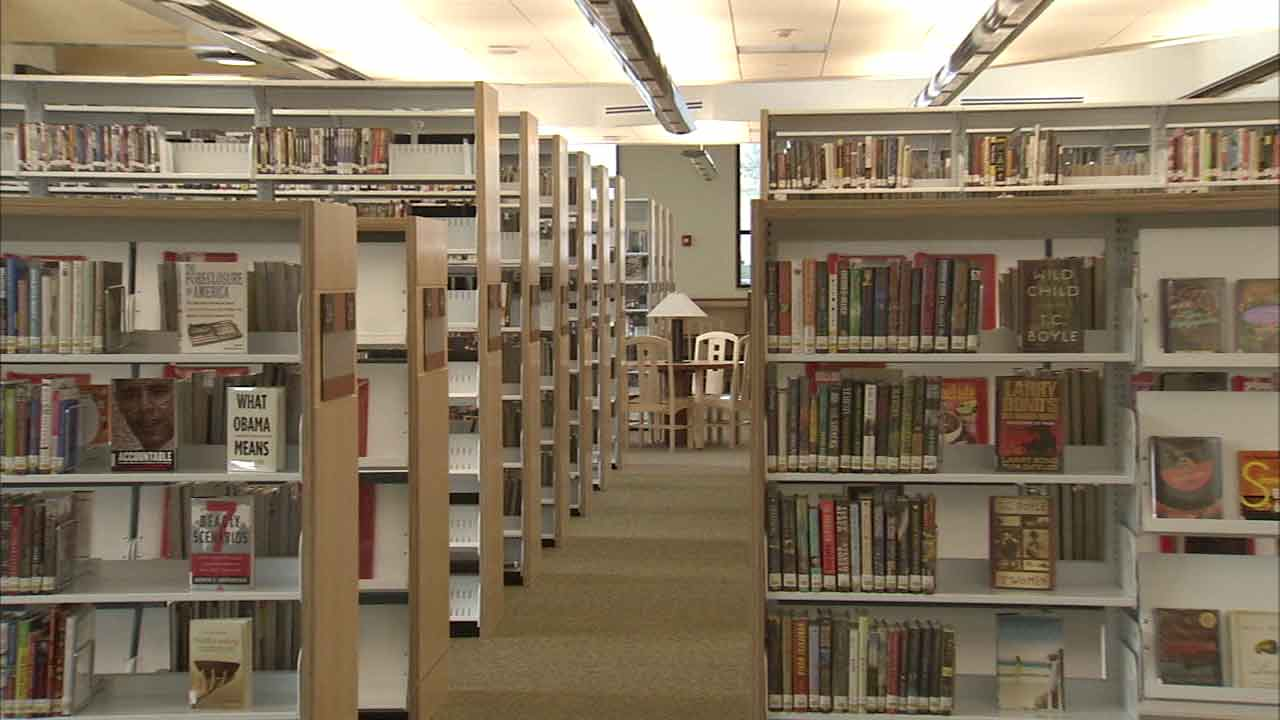 The Los Angeles Public Library system has announced a two-week, no-questions-asked amnesty program for overdue books and other items.