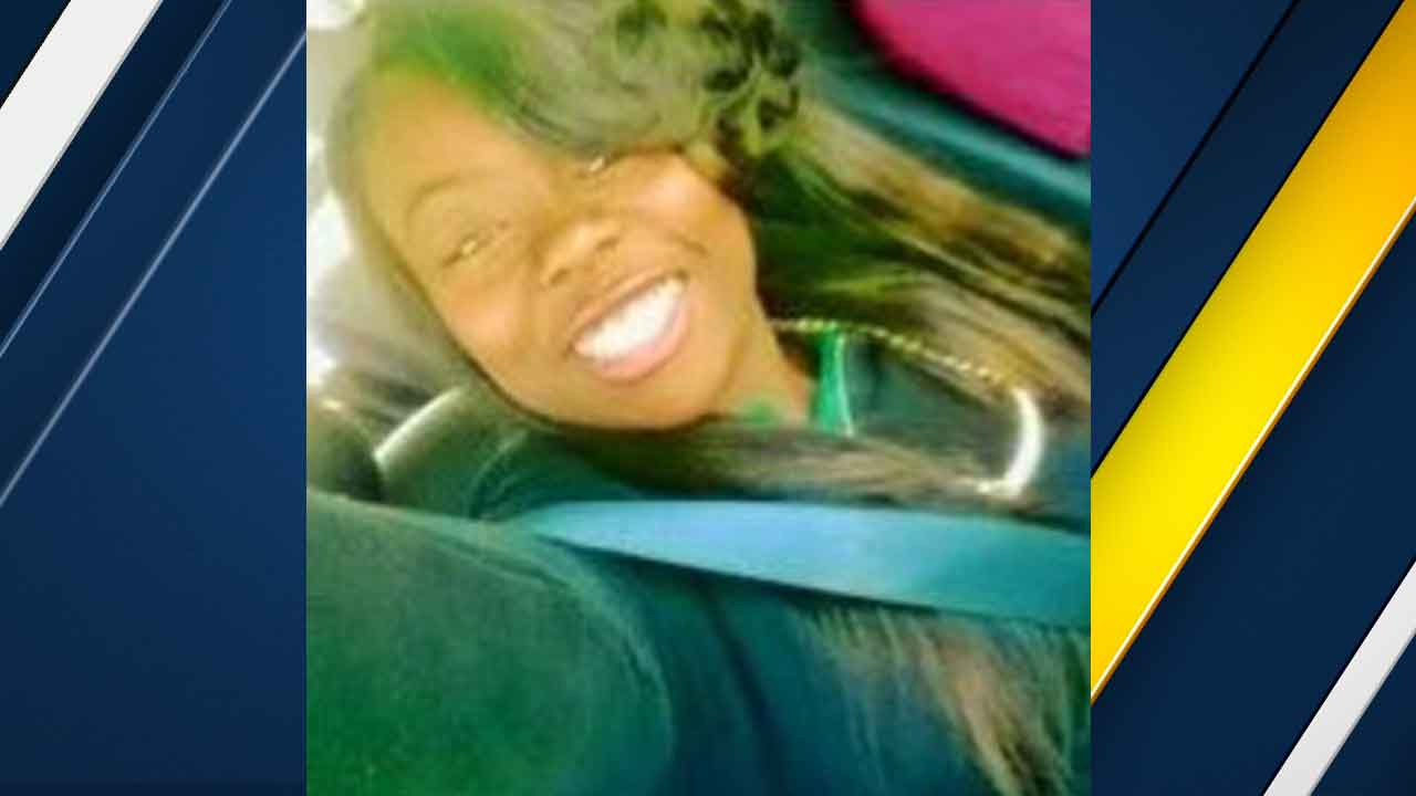 Cy'jai Bell, 16, seen in an undated photo released by family members. She was one of two people killed in a South Los Angeles shooting Saturday, Jan. 23, 2016.