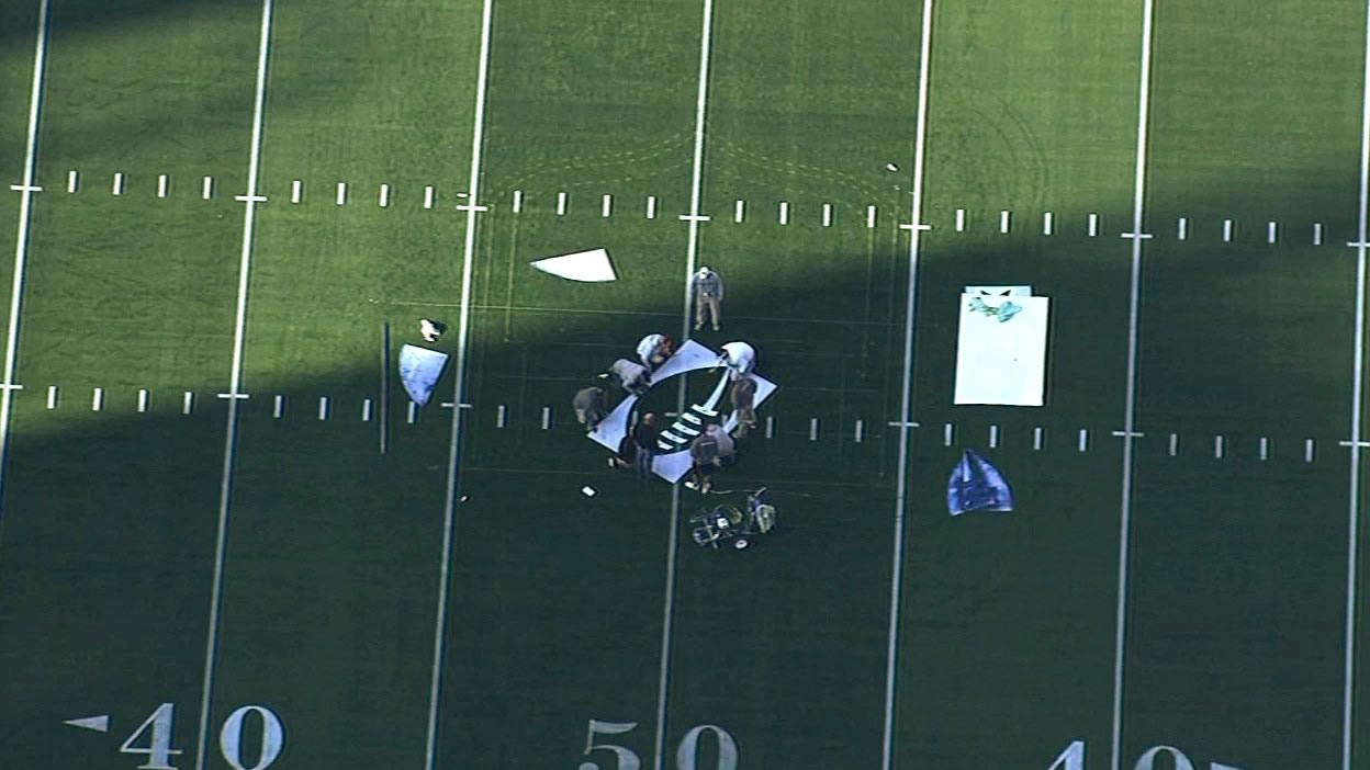 "<div class=""meta image-caption""><div class=""origin-logo origin-image none""><span>none</span></div><span class=""caption-text"">Construction underway at Levi's Stadium in Santa Clara on Tuesday, Jan. 26, 2016 as the Bay Area hosts Super Bowl 50. (KGO-TV)</span></div>"