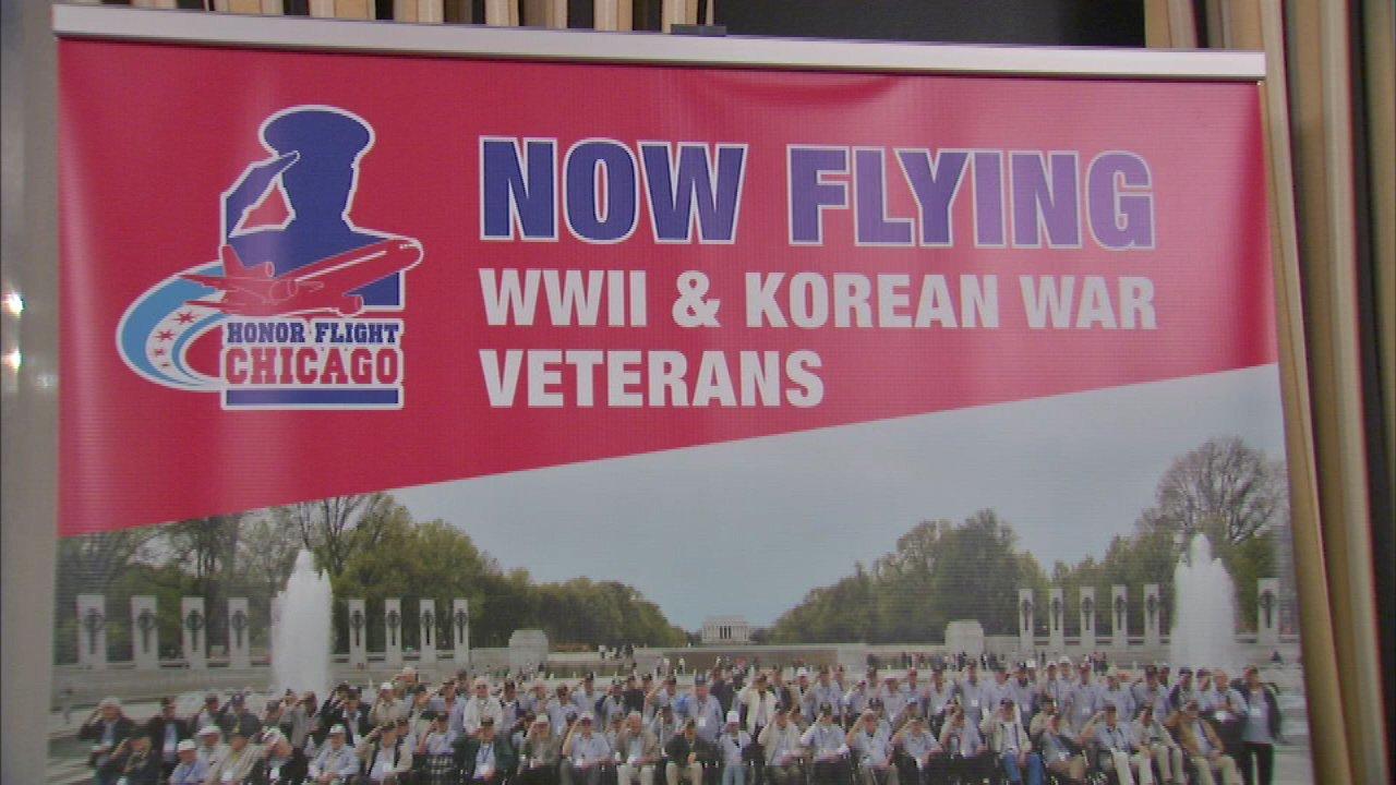 honor flights korean