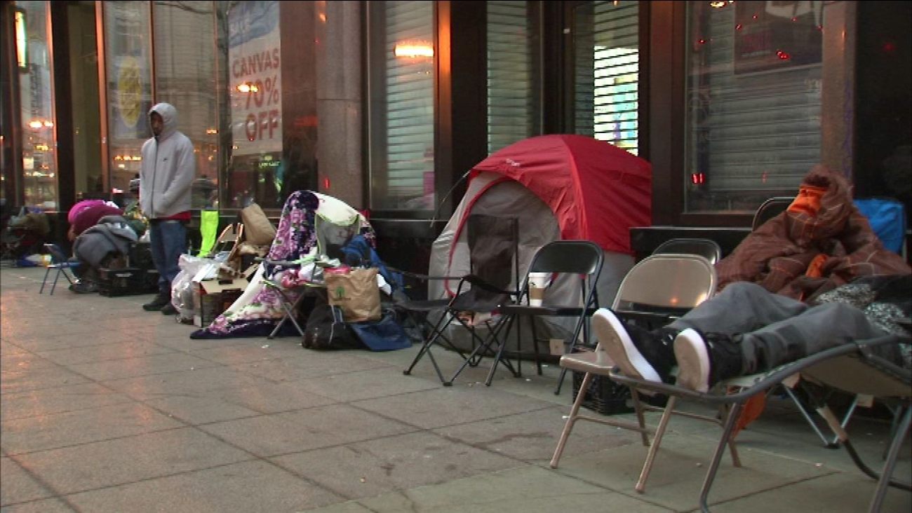 Michael Jordan hasn't played in the NBA for more than a decade, but fans are still lining up for his sneakers.