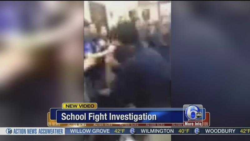 VIDEO: School fight under investigation