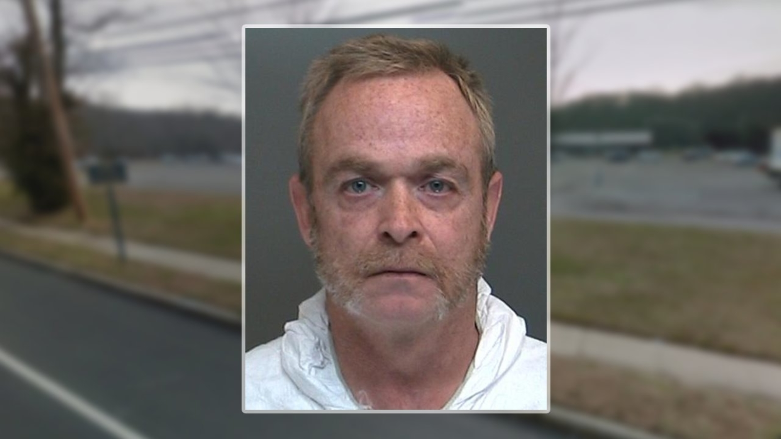 Police: Convicted sex offender Kieran Bunce found naked