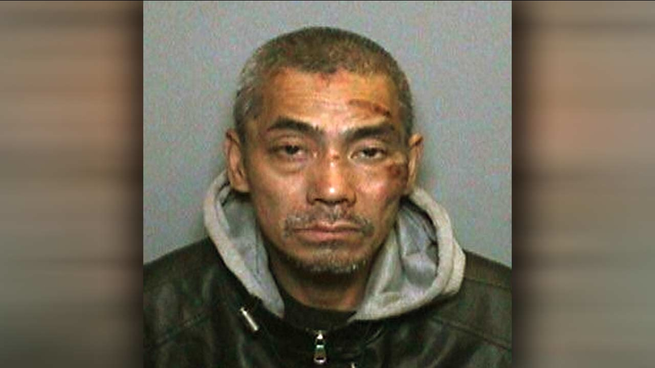 This undated booking photo provided by the Orange County, Calif., Sheriff's Department shows 43-year-old Bac Duong.